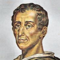 Charles Montesquieu (1689-1755).