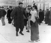 El Che Guevara en Corea del Norte.