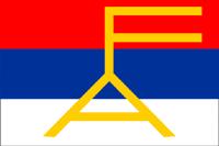 Frente Amplio de Uruguay (Front Ampli d'Uruguai). Logotip.