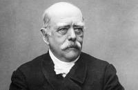 Otto Von Bismarck (1815-1898).