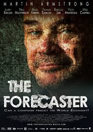 The forecaster. English poster.